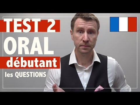 questions en français test 2
