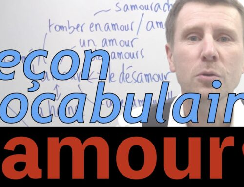 Transcription – Amour
