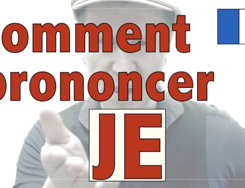 Comment prononcer JE – transcription